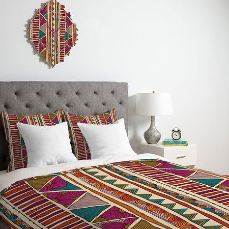 kitenge  bed